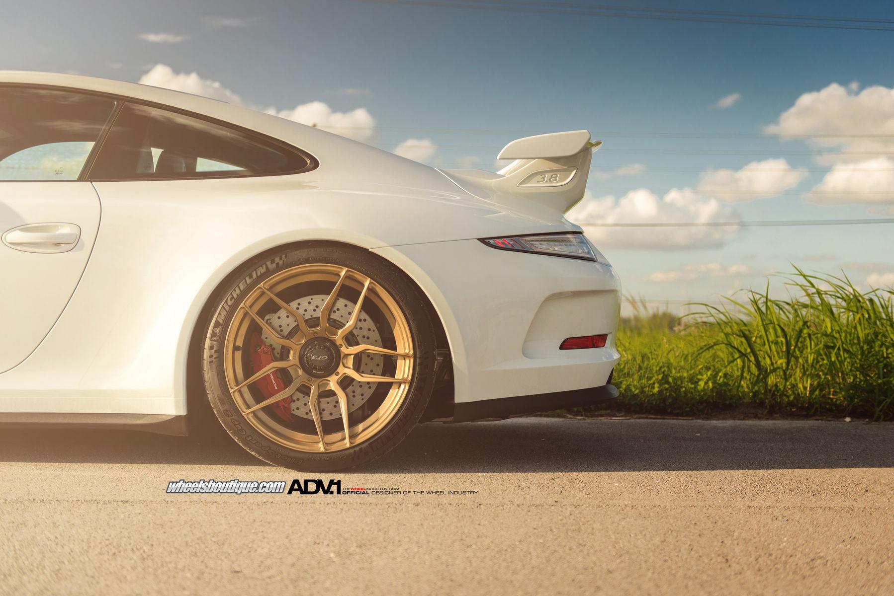2015 Porsche 911 | Porsche 991 GT3