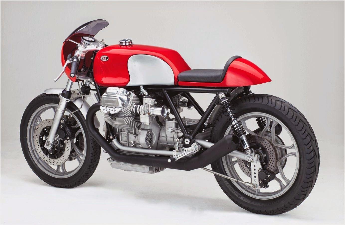 Moto Guzzi    Machine 6 by Kaffee Maschine