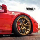 Strasse Forged SM5R Deep Concave Monoblock