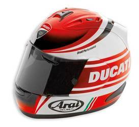 Ducati Racing Stripe Helmet