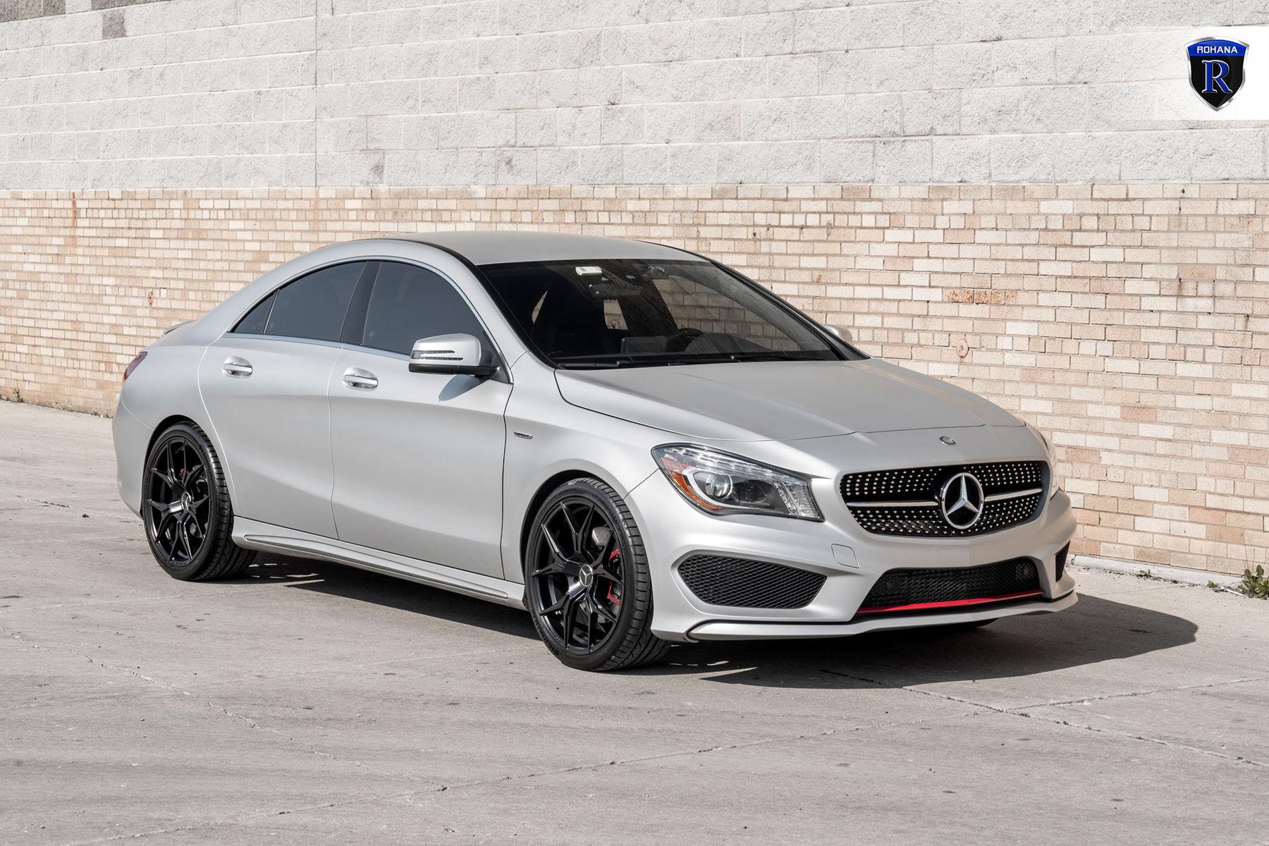 Mercedes-Benz CLA-Class | Mercedes Benz CLA250