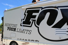 Fox Racing Toterhome