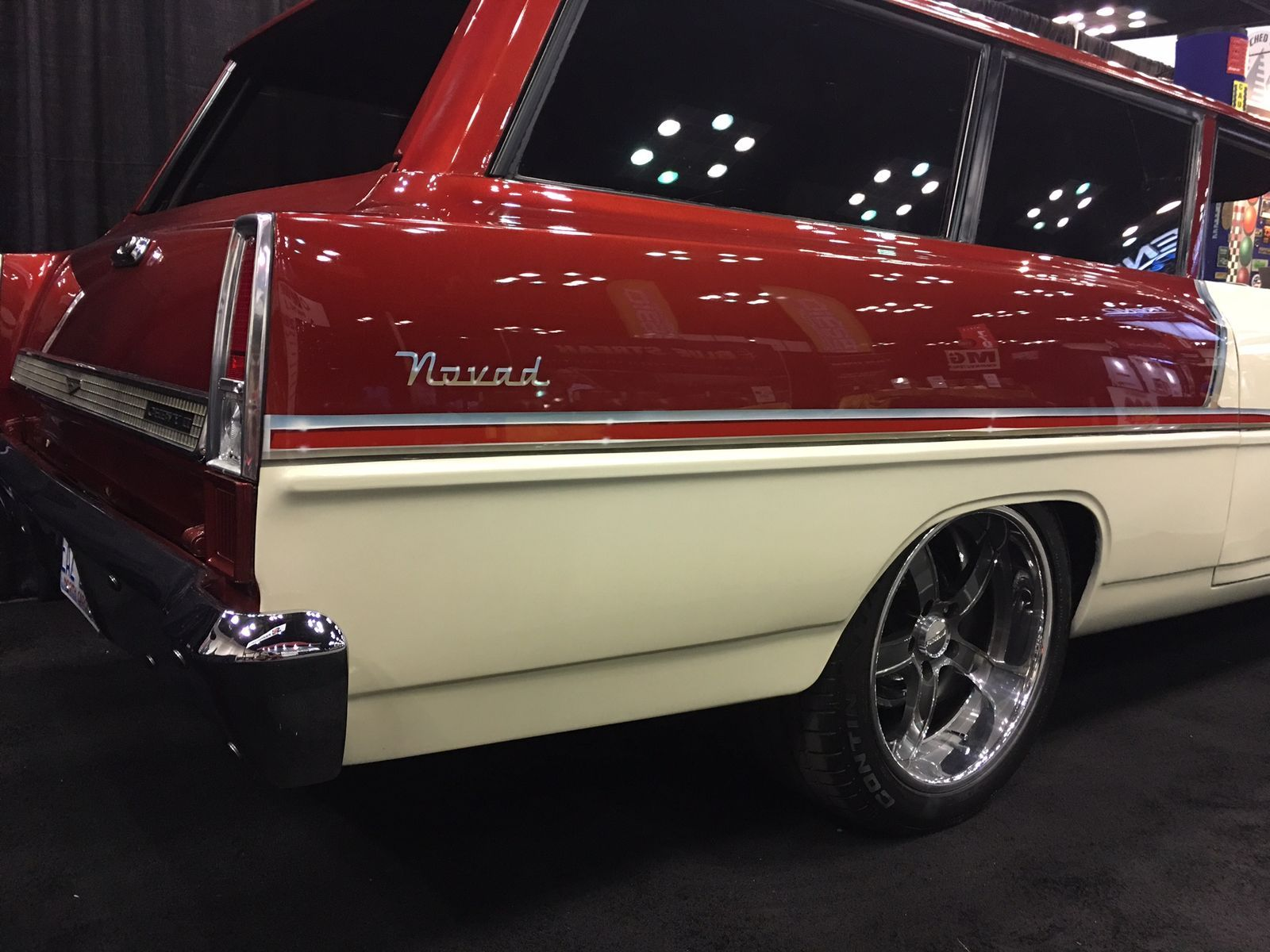 1966 Chevrolet Nova | Rob & Pam Aquilina's