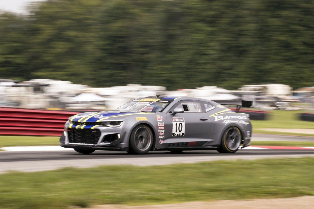 2017 Chevrolet Camaro | Forgeline-Equipped Teams Dominating Pirelli World Challenge at Mid-Ohio