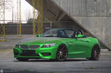 Quantum44 S1 - BMW Z4