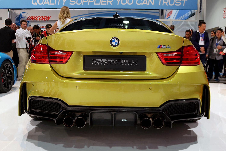 2015 BMW M4 | BMW M4  by Vorsteiner