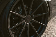 BMW 330i - 3 Series Spokes