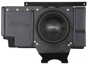 RZ3-BSSB10 - Polaris RZR XP 1000 / XP 4 1000 Behind Seat Sub Box with 500 watt 10