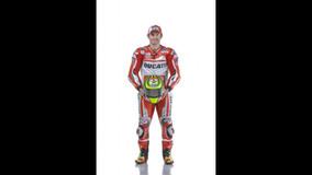2014 Ducati MotoGP Press Event - Crutchlow