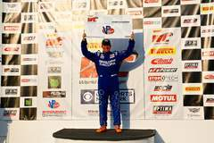 Ryan Eversley Earns Hard Charger at Lime Rock