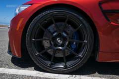 Dinan Engineering's BMW S2 M4 on Forgeline One Piece Forged Monoblock GA1R Wheels