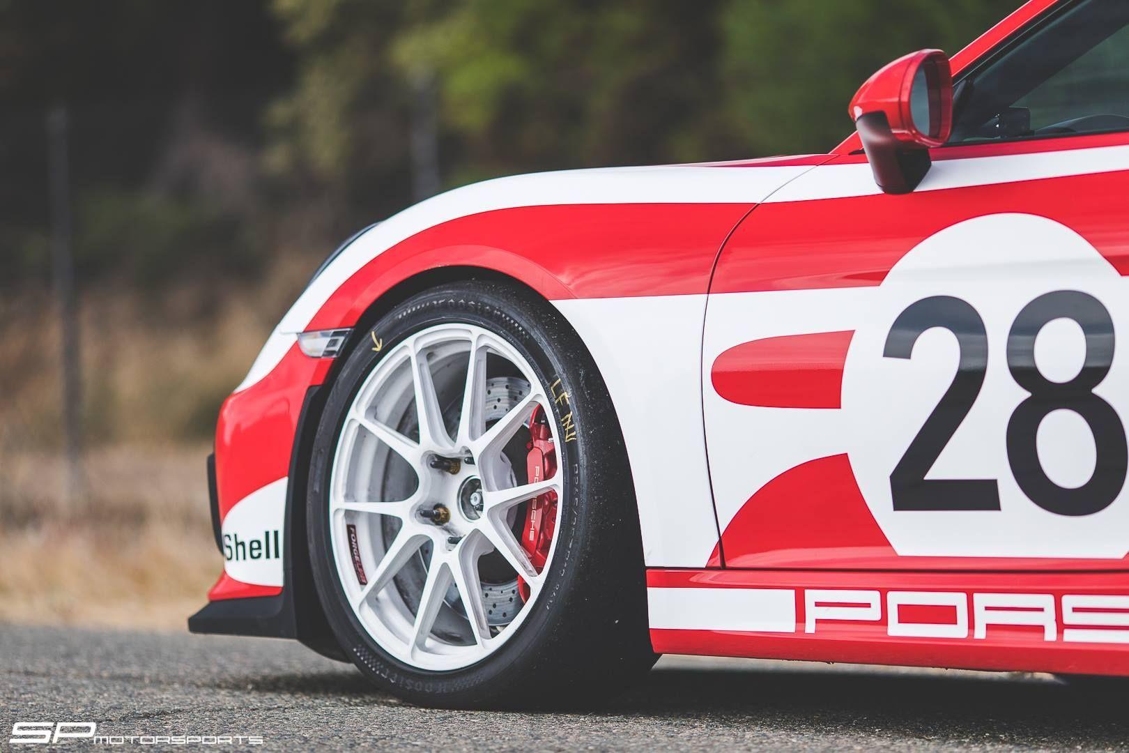 2016 Porsche Cayman | SP Motorsports' Porsche Cayman GT4
