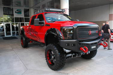 2013 Ford F-250 Super Duty | Monster Hooks Super Duty
