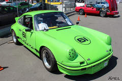 Porsche at the California Festival of Speed
