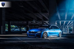 Blue 3 Series - Driver Side