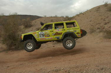 1990 Jeep Cherokee | Parker 425