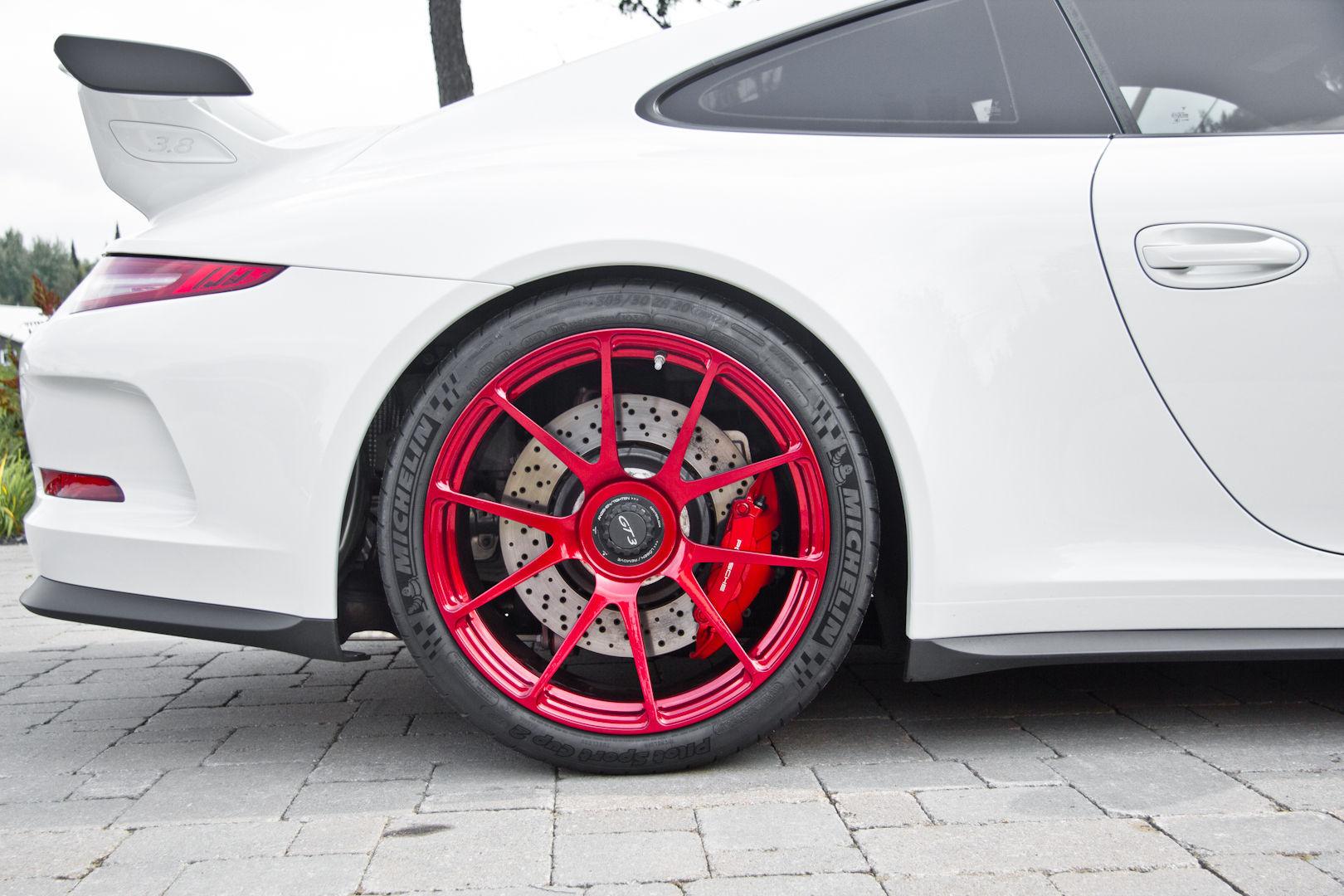 2014 Porsche 911 | MBRP 991 Porsche GT3 on Forgeline GA1R Wheels