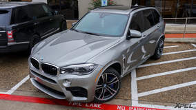 2016 BMW X5M with XPEL ULTIMATE and PRIME
