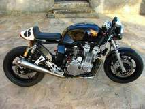 CB750 Cafe Racer