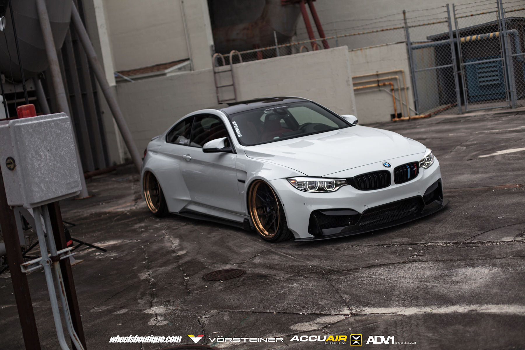 2015 BMW M4 | Widebody BMW M4