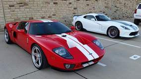 Dodge Viper and Ford GT on Forgeline Wheels