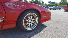 Valerie Pichette's Pro-Touring 1988 Pontiac Trans Am on Forgeline GW3R Wheels