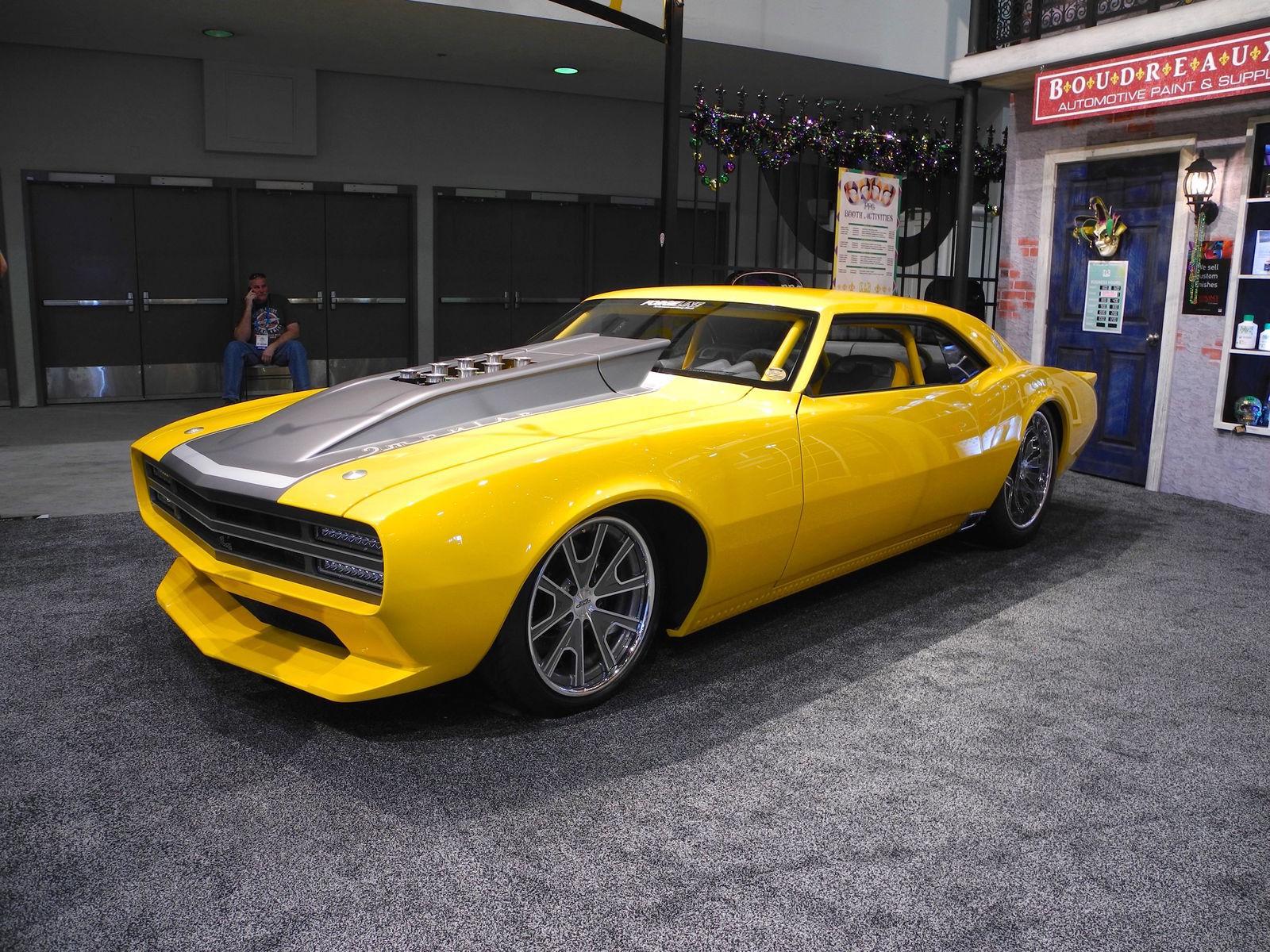 1968 Chevrolet Camaro | Bonnell's Rod Shop