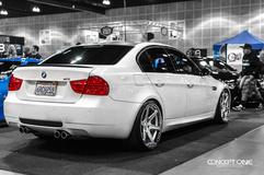 '13 BMW M3 @ Dub Show
