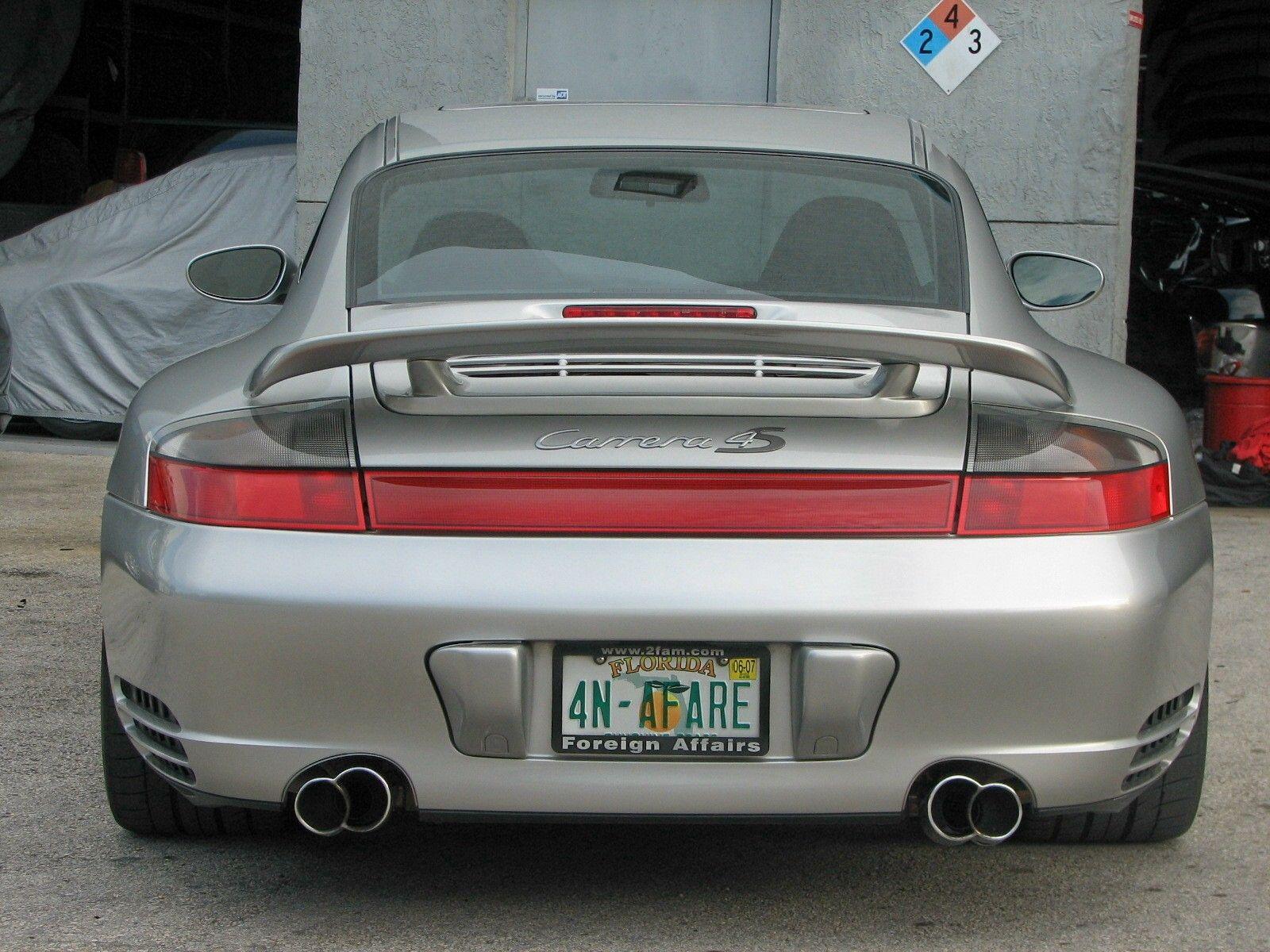 | Porsche 996 C4S