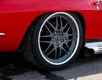 Jame's 1967 Corvette Convertible on Forgeline DE3P Wheels