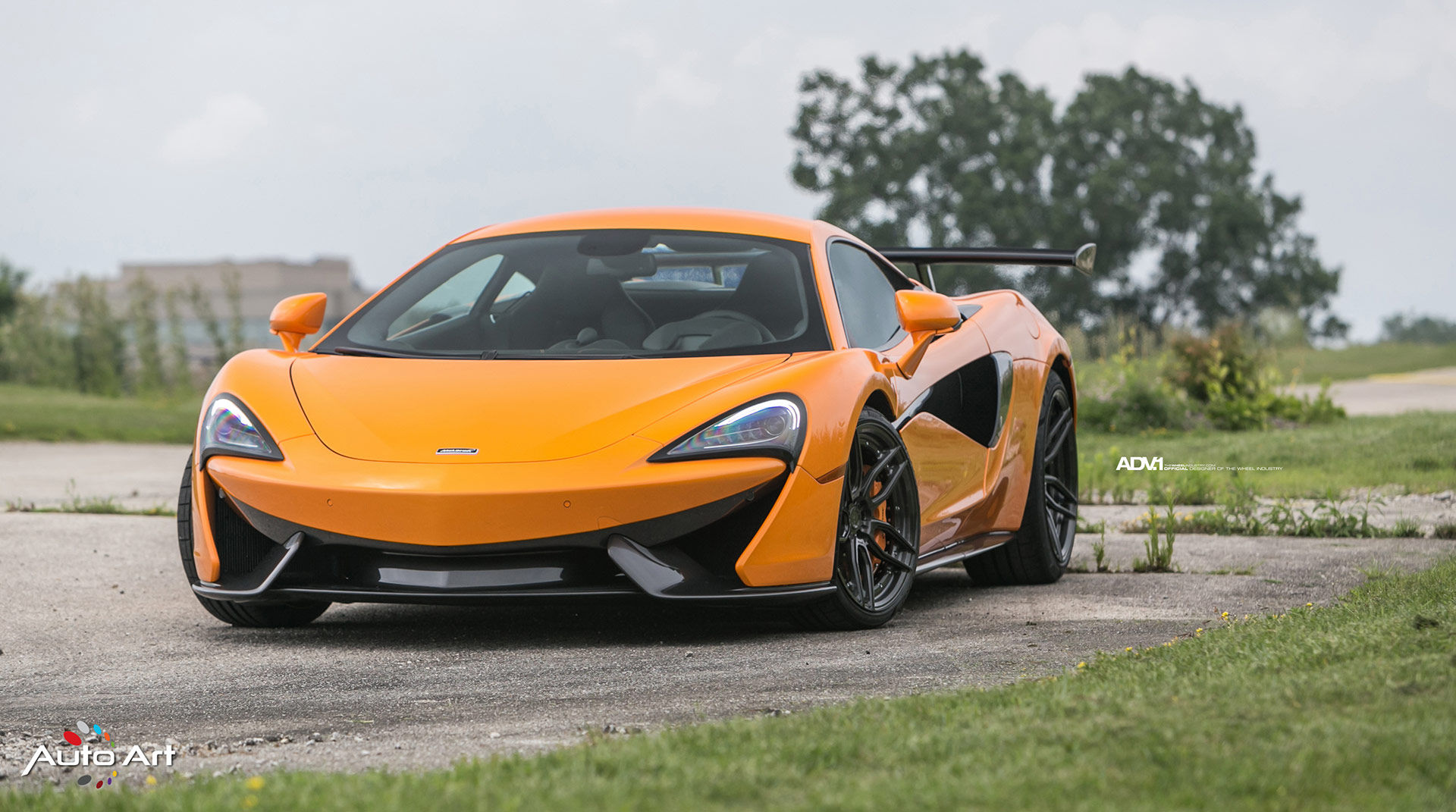 McLaren  | McLaren 570s - ADV005 M.V2 SL Wheels