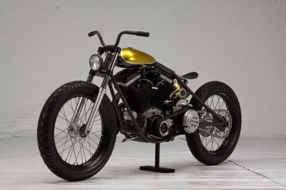 Harley-Davidson    Consuela By TPJ Customs
