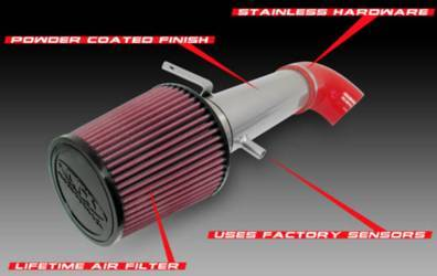 CGS cold-air intake system