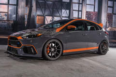 2016 Ford Focus RS by Full-Race Motorsports - Side Shot #FordSEMA