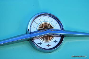 Pontiac Badge