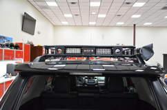 N-FAB TRD PRO Build - Toyota Tundra Light Bar