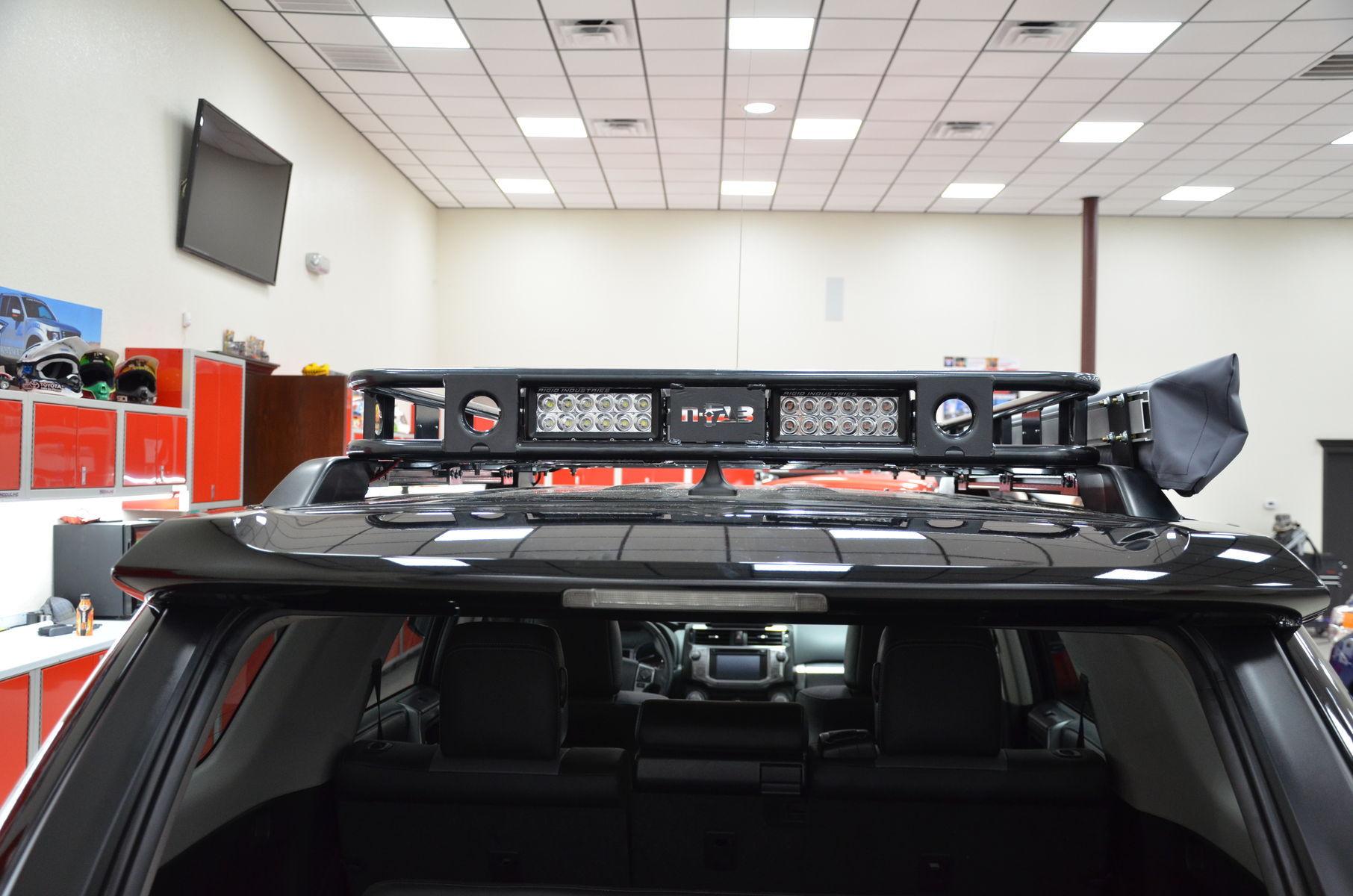 2014 Toyota Tundra | N-FAB TRD PRO Build - Toyota Tundra Light Bar