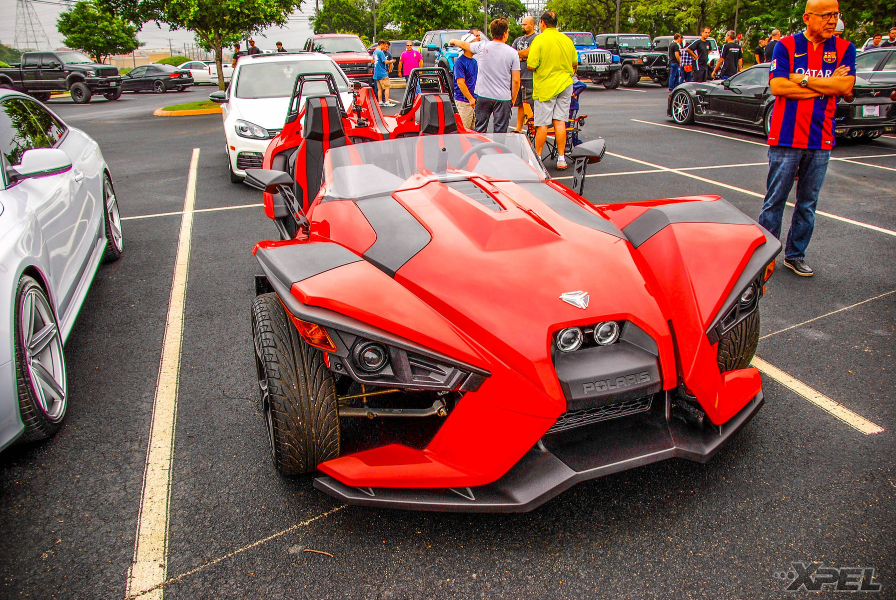 Polaris  | Polaris 3-wheel!