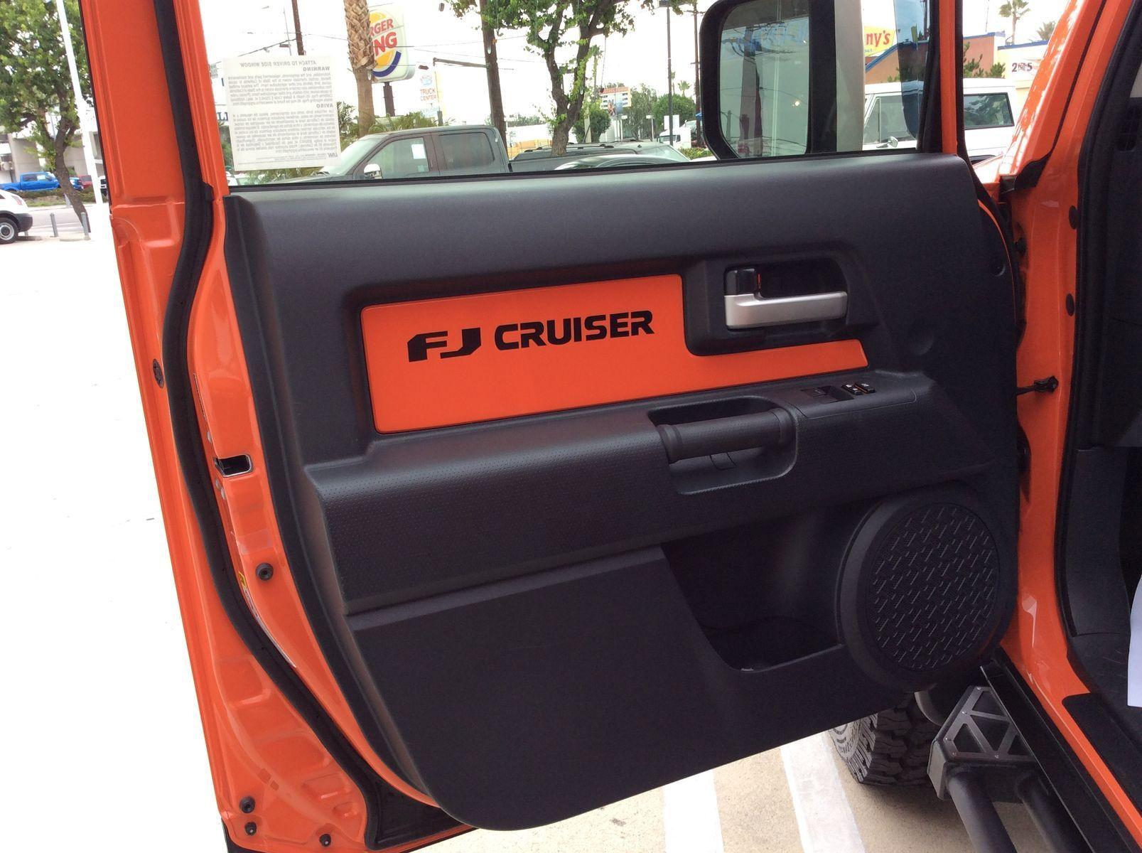 2014 Toyota FJ Cruiser | 2014 FJ Cruiser