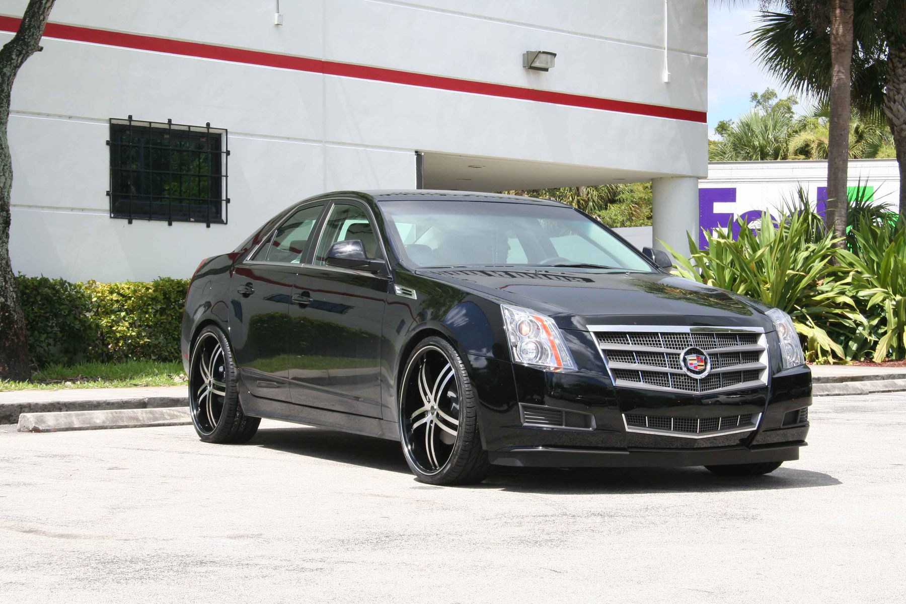 2010 Cadillac CTS-V | Cadillac CTS-V