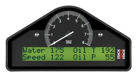 STACK ST8100 Dash Display