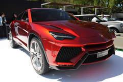 Lamborghini Urus Concept Gets Green Light