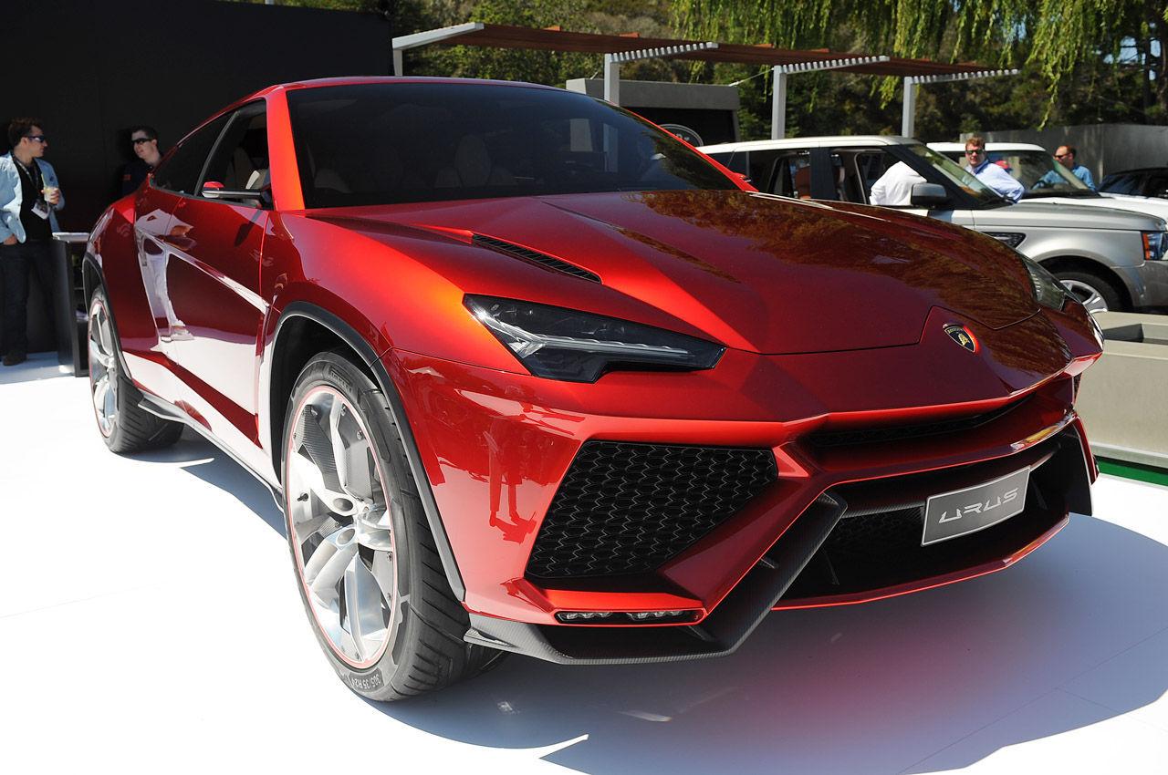 Lamborghini  | Lamborghini Urus Concept Gets Green Light