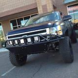 Chevrolet with Rigid Industries Q-Series!
