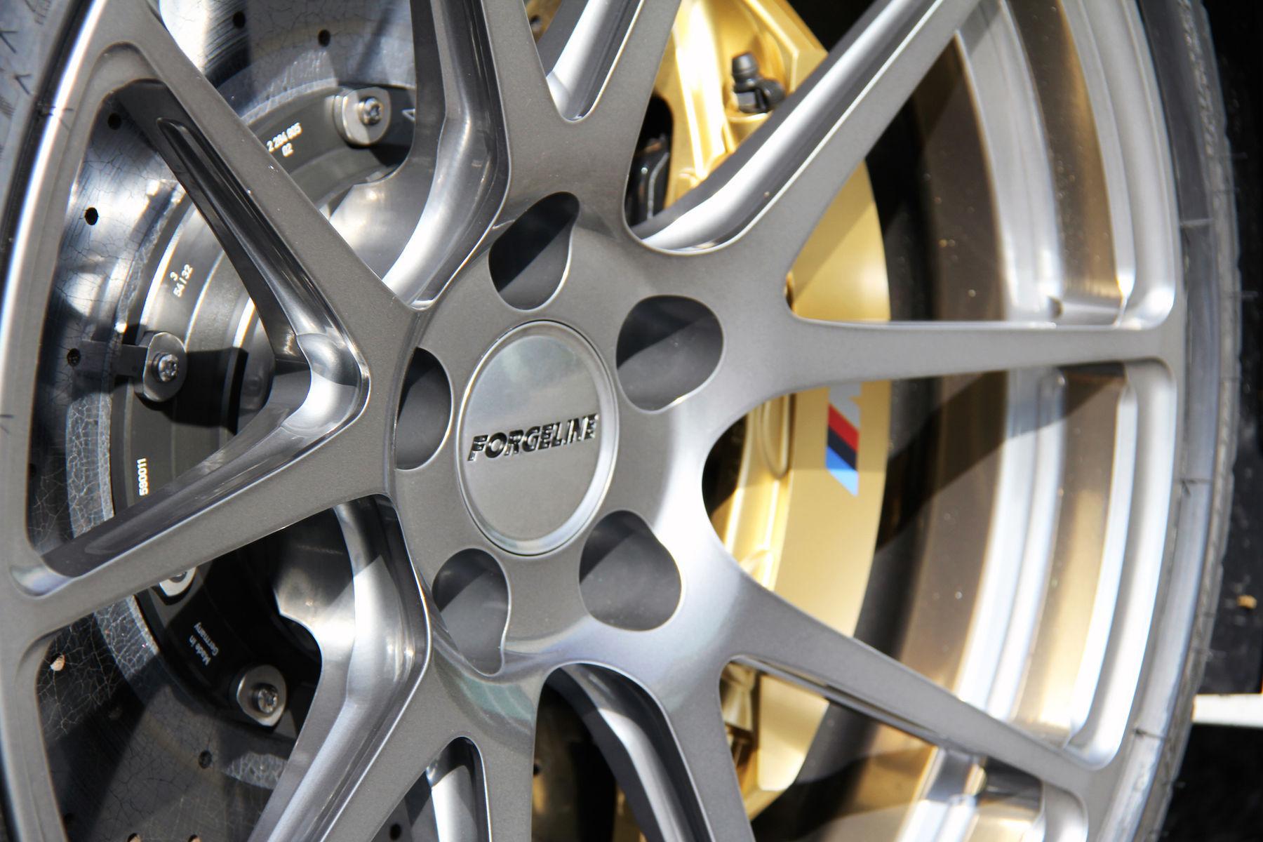 2015 BMW M4 | BMW M4 2015 Car Of Your Dreams on Forgeline GA1R Wheels