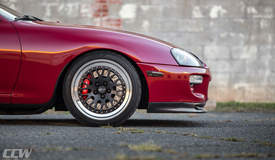 Toyota Supra MKIV - CCW Classic Wheels