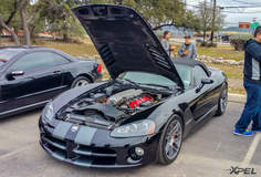 February Cars and Coffee in San Antonio