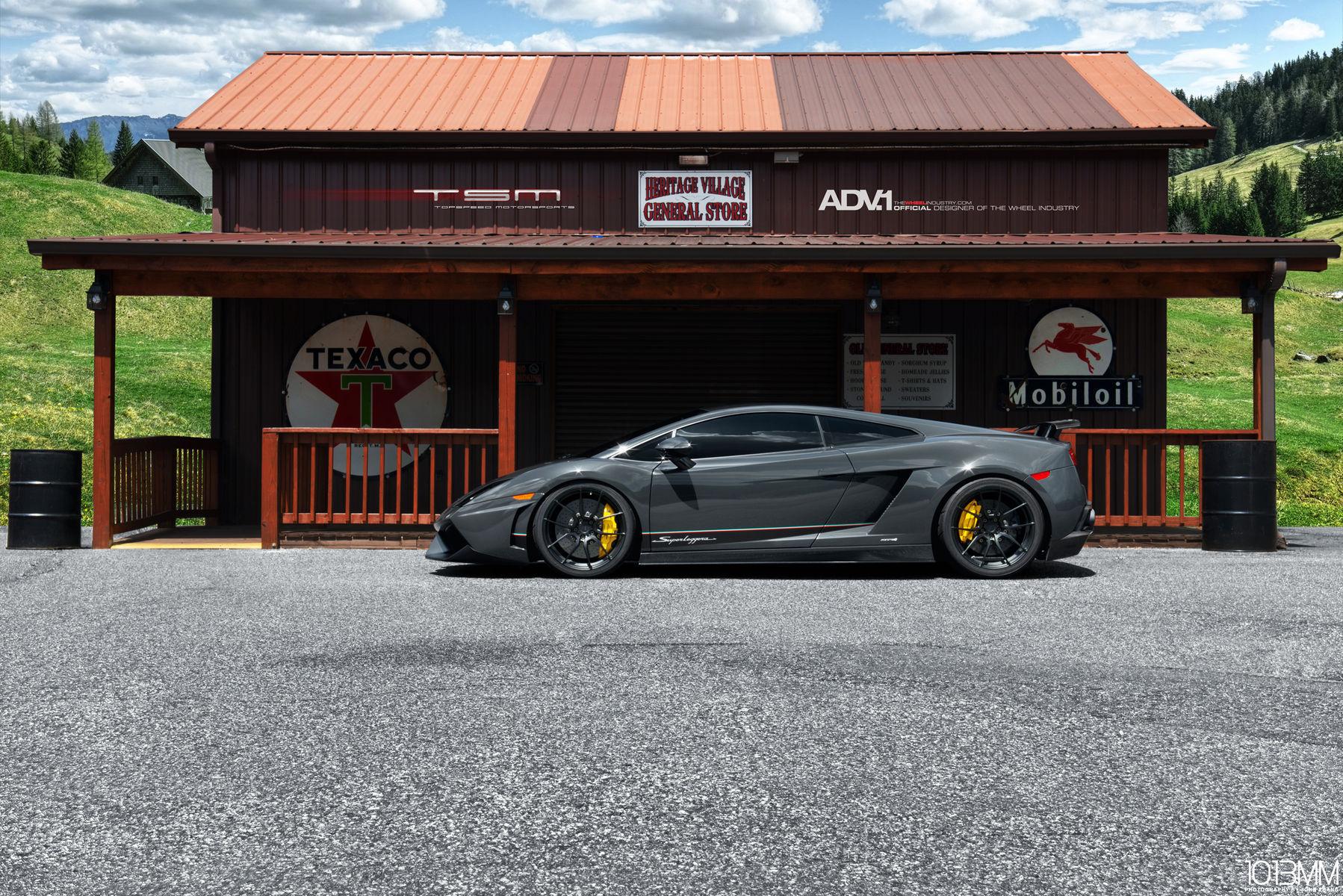 Lamborghini Gallardo | Lamborghini LP570 Superleggera