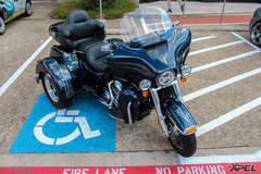 Harley Davidson Triglide Trike