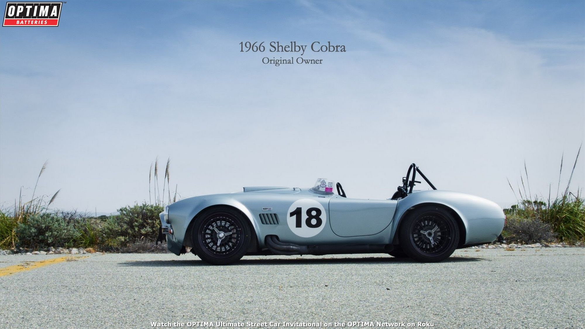 1966   | Bruce Cambern's Original Owner 1966 Shelby Cobra